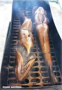 Как приготовить рыбу горячим копчением