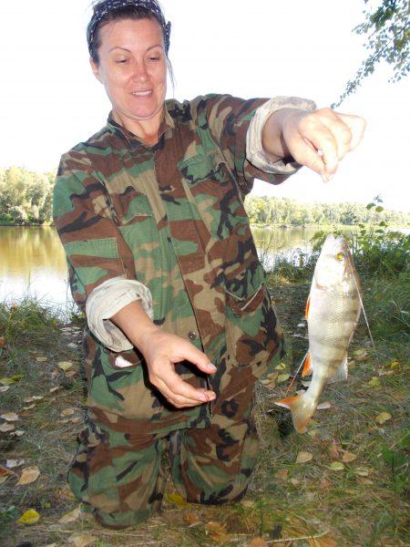 Рыбалка на Дыкухе