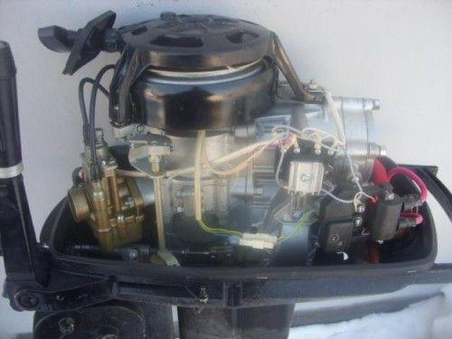 Подготовка лодочного мотора к консервированию