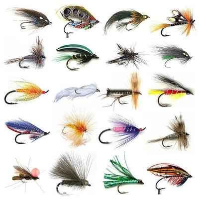 мушки для ловли белой рыбы