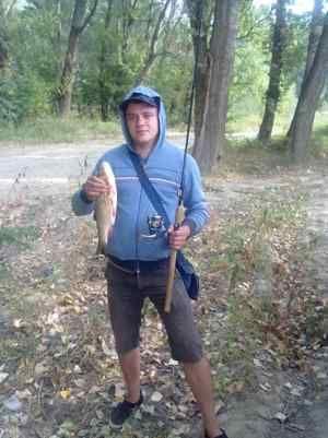 ловим головня на мини воблер