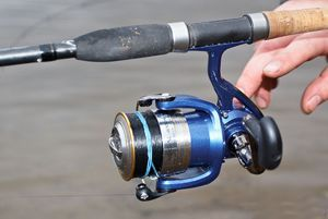 Daiwa regal 4000 xia