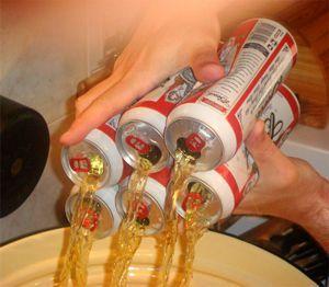 Варим раки в пиве