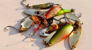 Вертушки и колебалки для ловли щуки