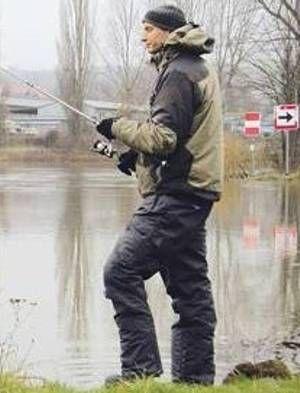 Одежда для рыбалки весна-осень