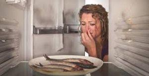 как определить испорченную рыбу