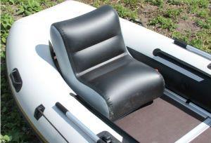 Надувное кресло для ПВХ лодки
