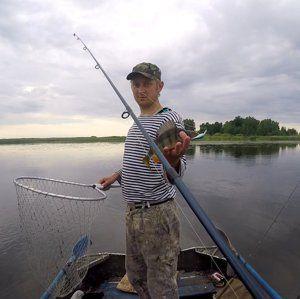 киевское водохранилище отчет