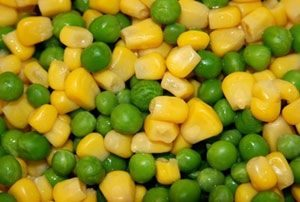 Кукуруза и горошек - основа прикормок для карпа в домашних условиях