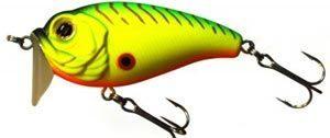 По отзывам рыбаков, воблер Strike Pro Chubby Crank отлично приманивает щуку