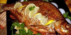 Простые рецепты рыбы к столу