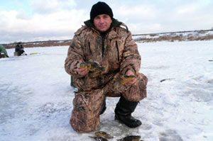 Как ловить ротана зимой - техника и тактика