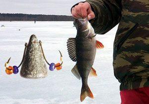Ловля окуня зимой на балду - описание приманки и тактика рыбалки