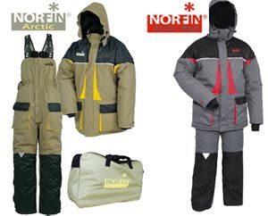 Зимний костюм рыбака Norfin Arctic