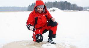 Каким должен быть зимний костюм рыболова