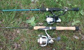 Снасти для ультралайтовой рыбалки