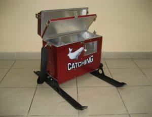 Какой должен быть зимний ящик для рыбалки
