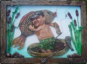 Что подарить рыбаку на день рожднние