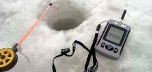 Как выбрать эхолот для зимней рыбалки