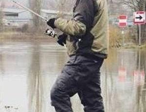 Одежда для рыбалки весна-сосень