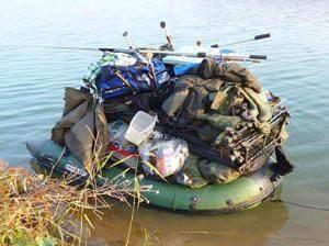 Тюнинг ПВХ лодки