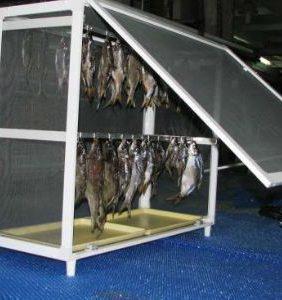 Сушилка для рыбы своими руками 3