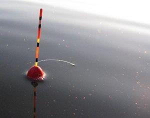 как завязать стопорный узел для скользящего поплавка