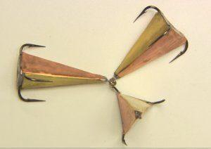Что такое приманка конус для зимней рыбалки и как на него ловить окуня, судака или щуку